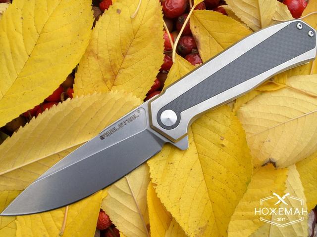 Нож Real Steel T109 Flying Shark 7821