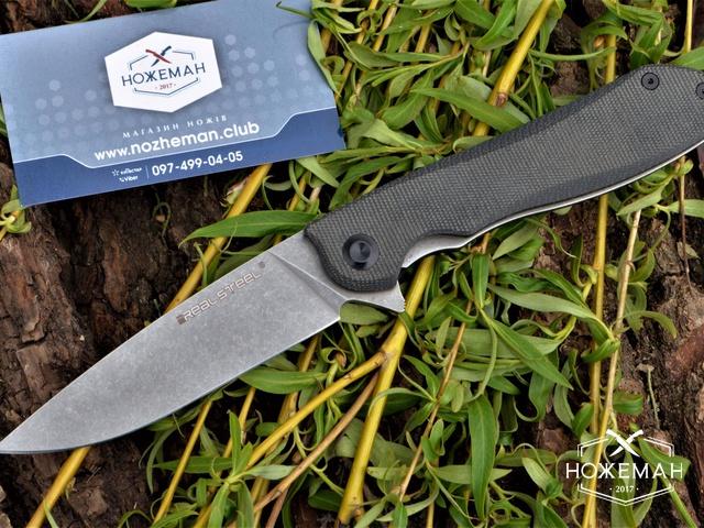 Нож RealSteel E801 Megalodon Fossil