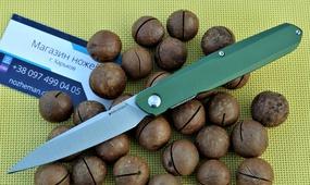 Нож RealSteel G5 Metamorph Racing Green