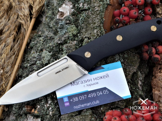 Нож RealSteel Gardarik limited edition