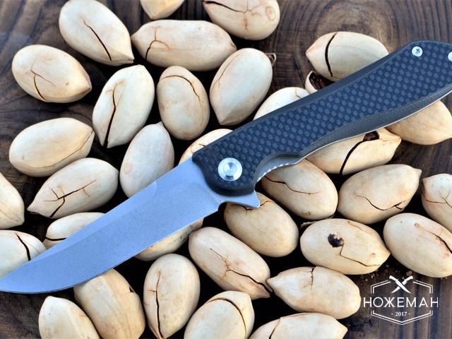 Нож RealSteel Megalodon Revival
