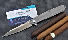 Нож RealSteel S5 Metamorph Flipper