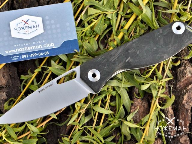 Нож RealSteel Sidus luminous carbon