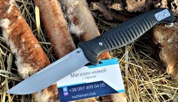 Нож Reptilian Финка Premium