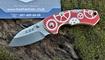 Нож на ключи Sanrenmu 4097BUX-LJKR