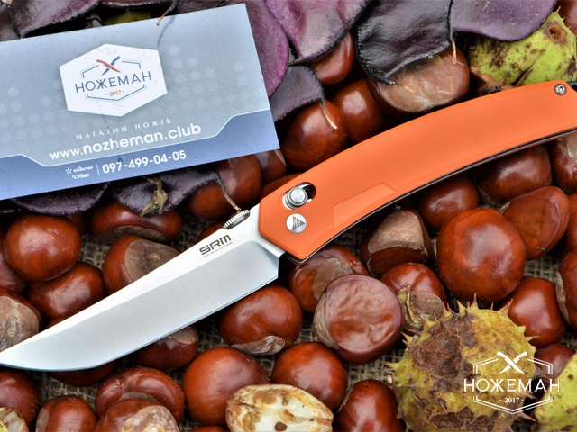 Нож Sanrenmu 9211-GJ