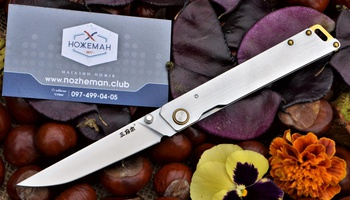 Нож Sanrenmu 9301
