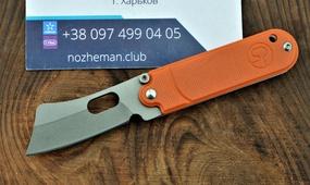 Нож Serge Panchenko Bean Cleaver 2