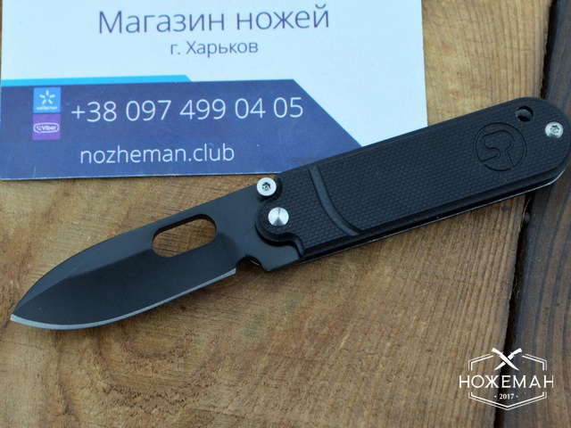 Нож Serge Panchenko Bean Flipper