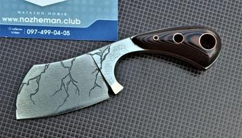 Нож шейный Pearl Crack Cleaver TC010