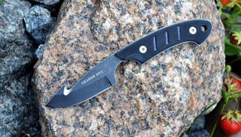 Нож шейный Shadow Ops