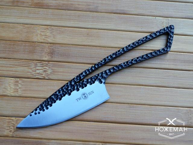 Нож шейный Two Sun TS92