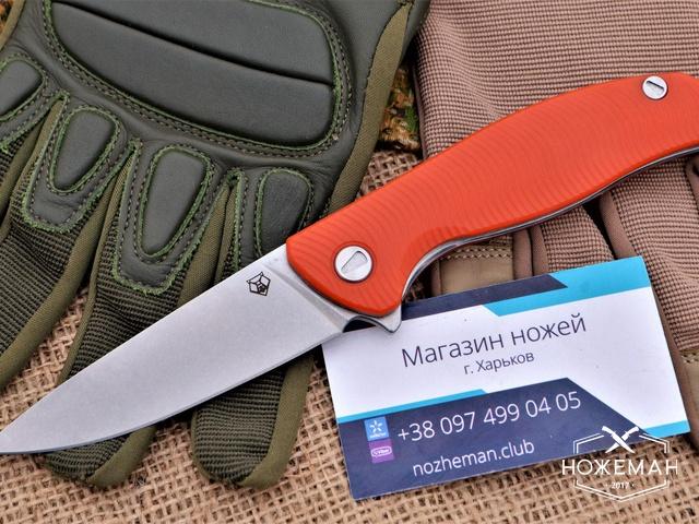 Нож Широгоров Флиппер 95 Хати