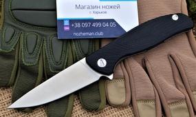 Нож Широгоров Флиппер 95 Хати Steel
