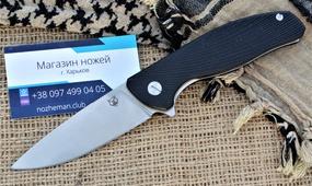 Нож Широгоров Флиппер F3 Cronidur 30 EVO