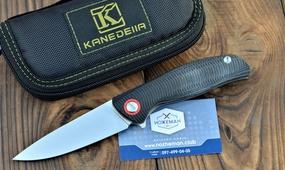 Нож Широгоров Флиппер F3 Kanedeiia