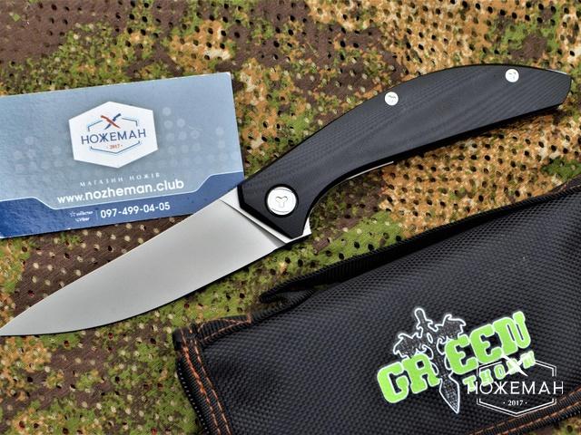 Нож Широгоров Sigma Green Thorn