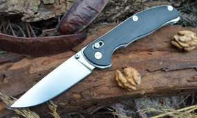 Нож Табарган black