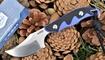 Нож шкуросъемный Kubey KU169