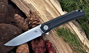 Нож CH Outdoor CH3002 G10 Black