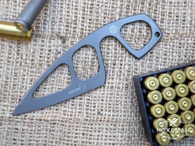 Нож скрытого ношения Boker Plus MA-2