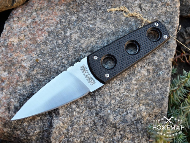 Нож скрытого ношения Cold Steel Steel Edge