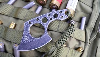 Нож скрытого ношения Junlang black