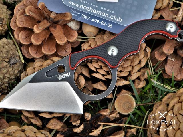 Нож скрытого ношения Kubey KU166