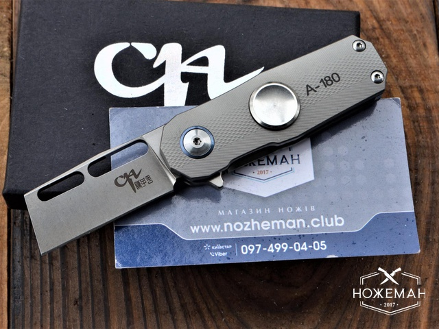 Нож спиннер CH Outdoor CH-Ro