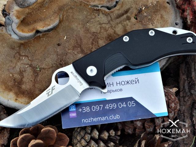 Нож Spyderco Battlestation C168