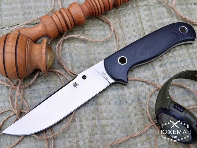 Нож Spyderco Bradley