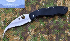 Нож Spyderco Civilian C12 Premium