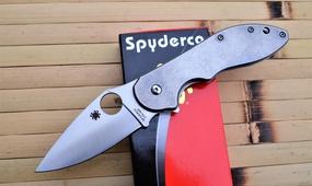 Нож Spyderco Domino C172