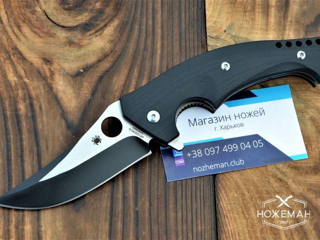 Нож Spyderco Mamba C196