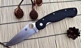 Нож Spyderco Military C36