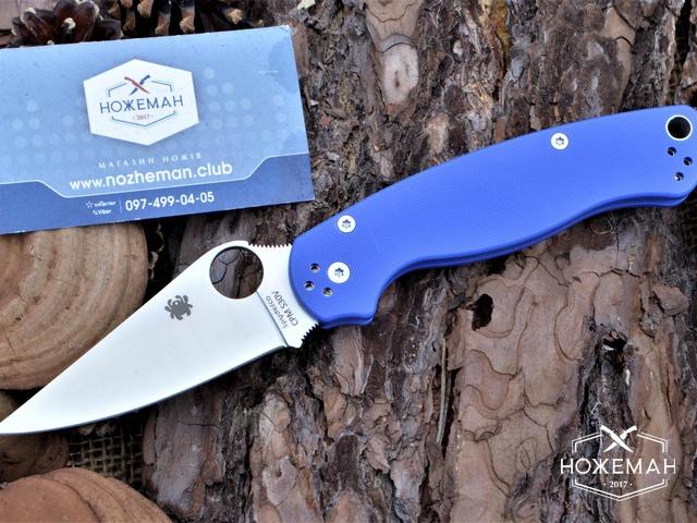 Нож Spyderco Para-Military 2 C81