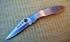 Нож Spyderco Police C07