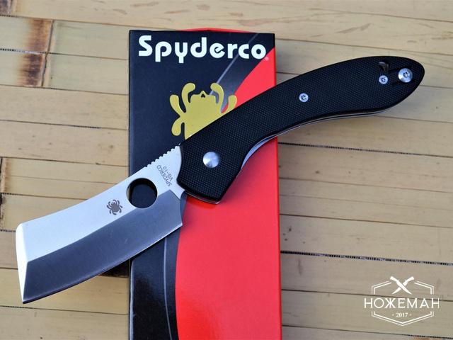 Нож Spyderco Roc Cleaver C177