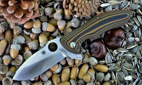 Нож Spyderco Rubicon C187