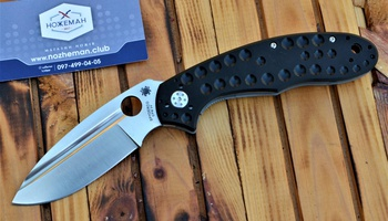Нож Spyderco Schempp Tuff C151GTIP