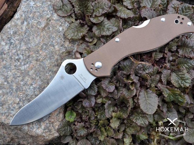 Нож Spyderco Stretch C90