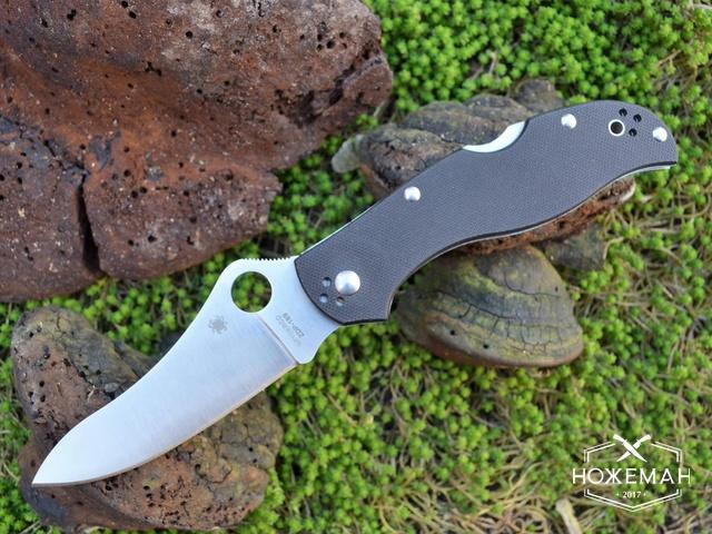 Нож Spyderco Stretch реплика