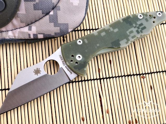 Нож Spyderco Yojimbo 2 C85GP2