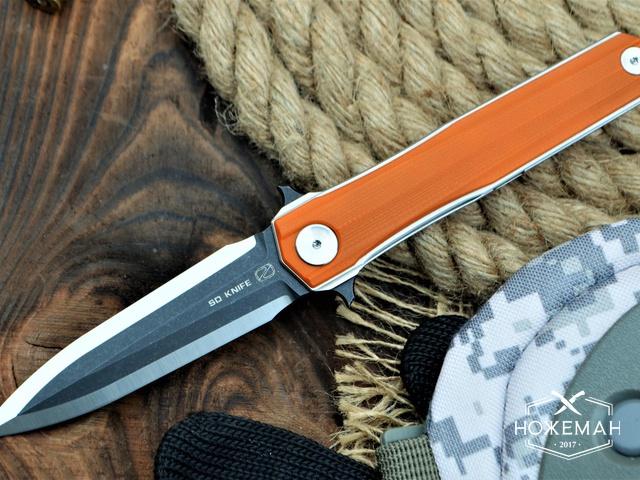 Складной кинжал Stedemon Knives Han