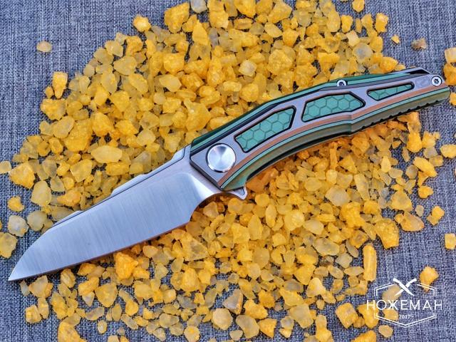 Нож Stedemon Knives Jenova