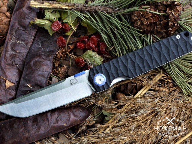 Нож Stedemon Knives SHY 4 ZKC C03