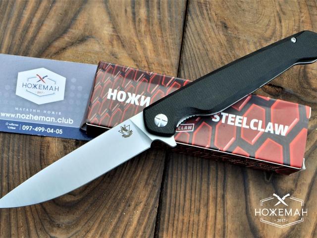 Нож Steelclaw Хамелеон-03