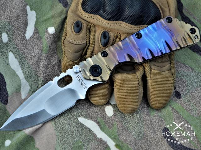 Нож Strider SMF10