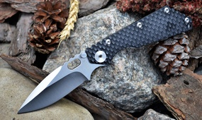 Нож Strider SnG Gunner Grip