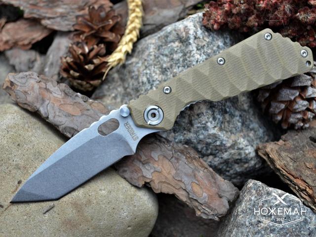 Нож Strider SNG Tanto